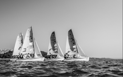 Life-Long Lessons Learned From Sailing
