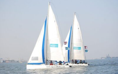 Sailing: The Ultimate Team Building Activity