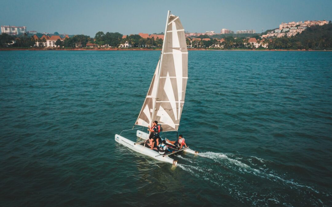 Here are 5 expert tips to make your first Sail a smooth one